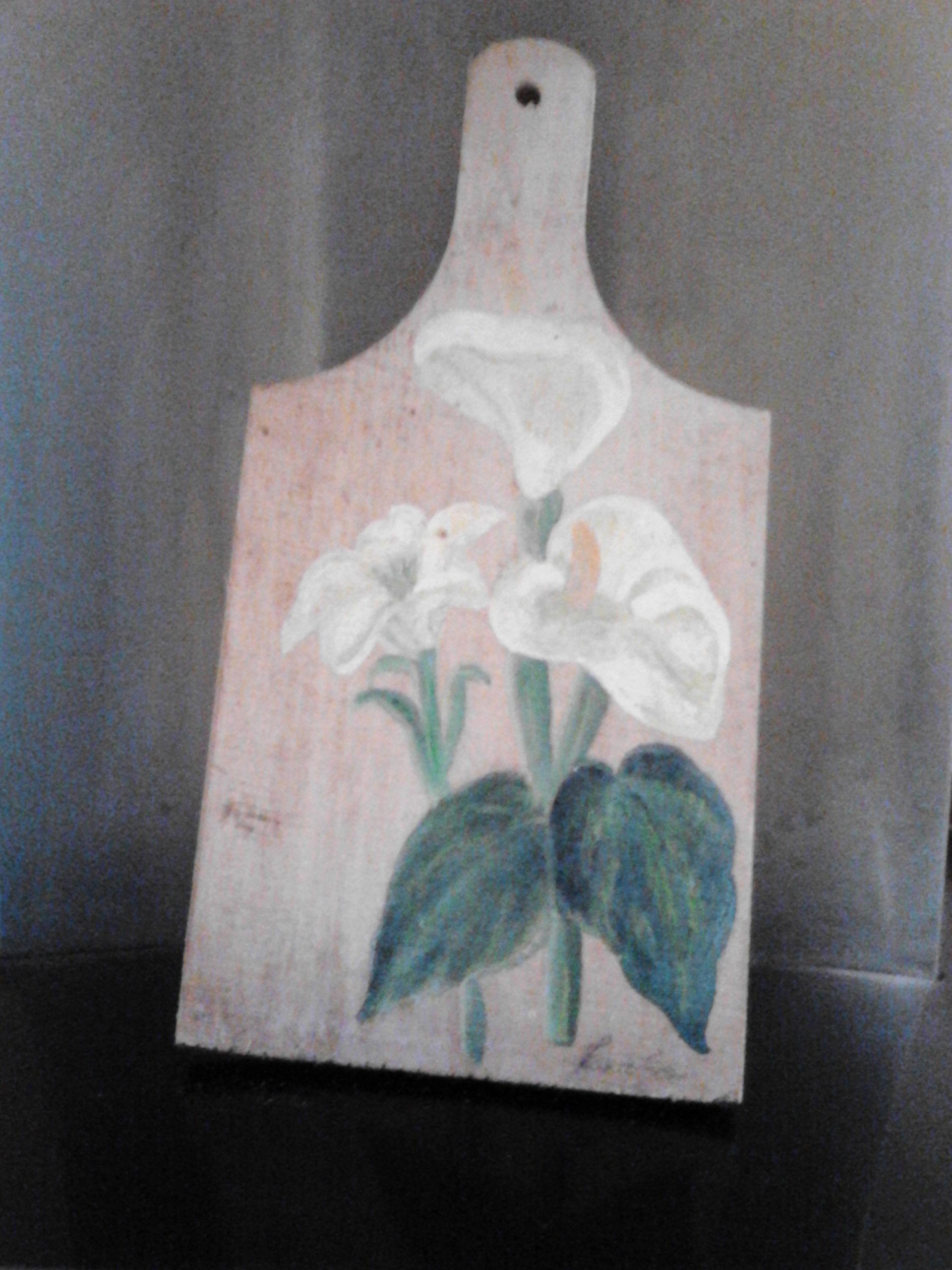 tavoletta dipinta